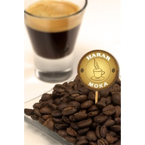 Ethiopie Moka Harrar grains 250 gr